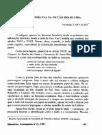 CARVALHO, Fernando. A presença indígena na ficção brasileira.pdf