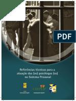 PP Referencias Tecnicas Para a Atuação Do Psicologo No Sistema Prisional