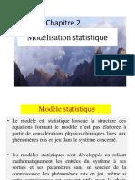 Partie 2 Modèlestatistique