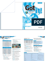 Got It 2 - Wb Units 1 - 8 PDF