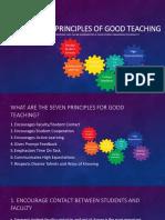 intro presentation - 7 principles