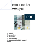 Libro Blanco de La Acuicultura Española