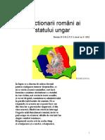 Functionarii români ai statului ungar.doc