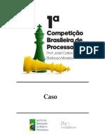 Caso Competição Brasileira de Processo Com Capa