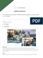 Fases Del Servicio Militar Nacional. _ Secretaría de La Defensa Nacional _ Gobierno _ Gob