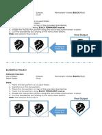 Banderitas Project Instructions