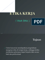 ETIKA KERJA 1