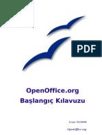 openoffice2.0 kullanım klavuzu