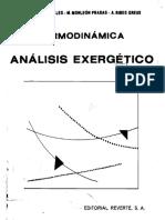 87272645 Termodinamica Analisis Exergetico