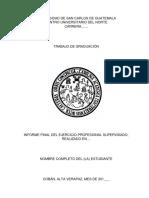 Guia Trabajo Graduacion (Última Versión 2016)