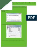 Remover Certificado Digital Windows 7