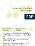 The Development of Cultural Nationalism 1232916961595011 2
