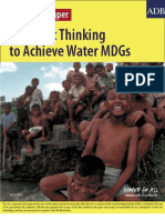 Strategic Thinking MDG