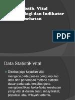Data Statistik Vital