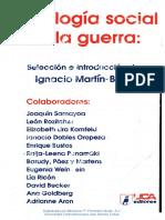 1990 @ Psicología Social de La Guerra Trauma y Terapia