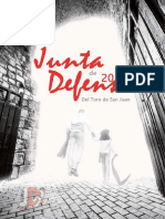 Libro Junta de Defensa 2017