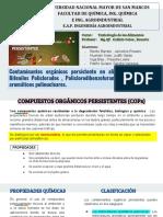 Dioxinas. Bifenilospoliclorados. Policlorodibenzofuranos. Hidrocarburos Aromáticos Polinucleares.
