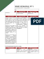 Informe Semanal n1.1