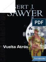 Vuelta Atras - Robert J. Sawyer