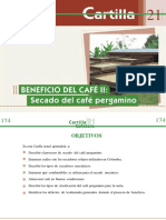 Cartilla 21. Secado Del Cafe