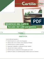 Cartilla 21. Secado Del Cafe