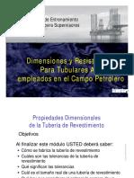 09 Dimensiones y Resistencias de los Tubulares.pdf