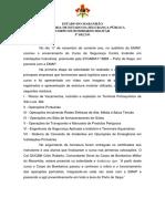 Matéria - Encerramento Do CSCIII - 20.11.17
