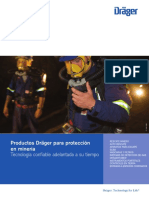 01 Brochure Mining Products - Drager