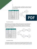 Construcción de diagrama pert
