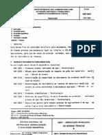 NBR 05001 - 1981 - Chapas Grossas de Aço Carbono Destinadas