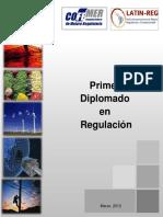 Lectura Diplomado Regulacion