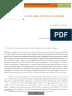 La pintura de la crisis, ALBRECHT DÜRER Y LA REFORMA.pdf