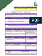 Documentacion de Requisitos