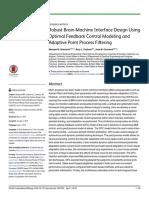 Robust Brain-Machine Interface Design Using