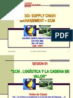 Lem Sesion 01 Logistica y La Cadena de Valor