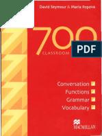 700 Classroom Activities 155