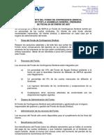 Reglamento Del Fcs Aprobado Ago 29-01-2007