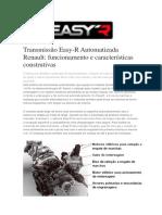 Transmissão Easy R