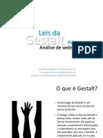 Gestalt Objeto2015