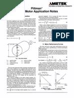 Dc Servo Motor Engineering Basics