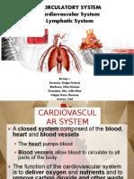 Circulatory System Cardiovascular and Lymphatic