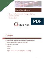 Lighting Standards - Owen Manley