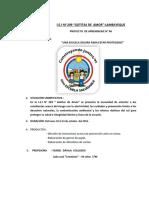 PROYECTO ESCUELA SEGURA PARA ESTAR PROTEGIDOS.docx