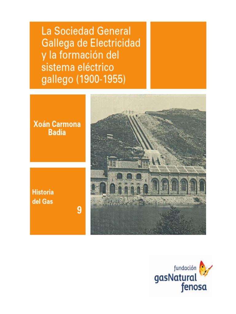 Xoán Carmona Badía_La Sociedad General Gallega de Electricidad y la ...