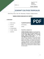 Ft Cropfield Ecokraft Cultivos Tropicales Enmienda