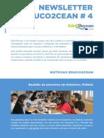 NewsletterEduco2cean 4 PT
