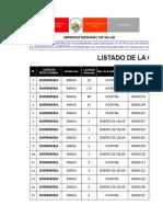 Oferta Plazas Proceso Internado 2018 i