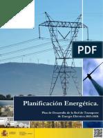 Planificación Eléctrica. Plan de Desarrollo de la Red de Transporte de Energía Eléctrica 2015-2020.pdf