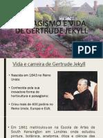 Paisagismo e Vida de Gertrude Jekyll