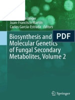Livro-Biosynthesis and Molecular Genetics of Fungal Secondary Metabolites_Volume 2
